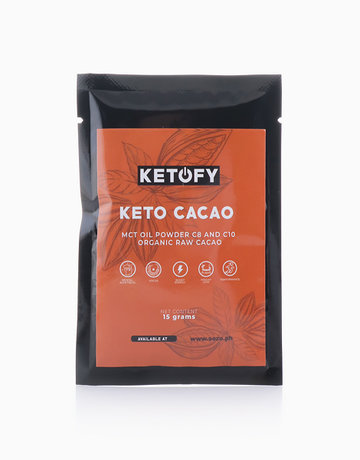 Ketofy Cacao Sachet by SOZO Natural