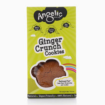 Gluten-Free Ginger Crunch Cookies (170g) by Angelic Gluten Free