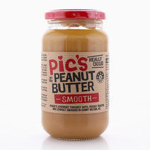 Pic's Peanut Butter Smooth Peanut Butter (380g) by Raw Bites