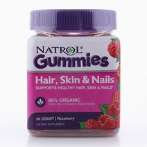 Hairs, Skin & Nails Gummies (90) by Natrol