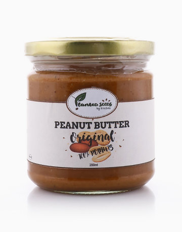 100% Peanut Butter by Planted Seeds by Kristina