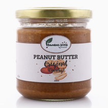 Original Crunchy Peanut Butter by Planted Seeds by Kristina