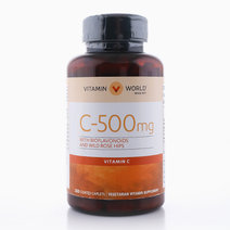Vitamin C w/ Bioflavonoids by Vitamin World US