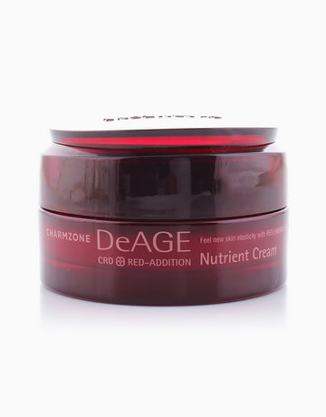 DeAge Red Addition Nutrient Cream by Charmzone
