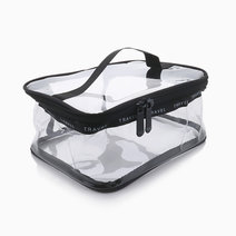Transparent Travel Pouch Bag-Small by Honest Tools