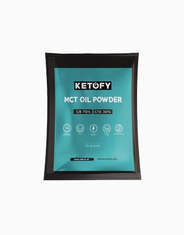 Ketofy MCT Oil Powder Sachet by SOZO Natural