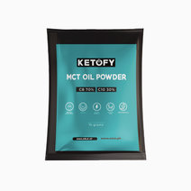 Ketofy MCT Oil Powder Sachet by SOZO Natural