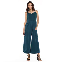 Emerald Jumpsuit by Fudge Rock