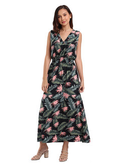 Carmela Long Dress by Lili Co.