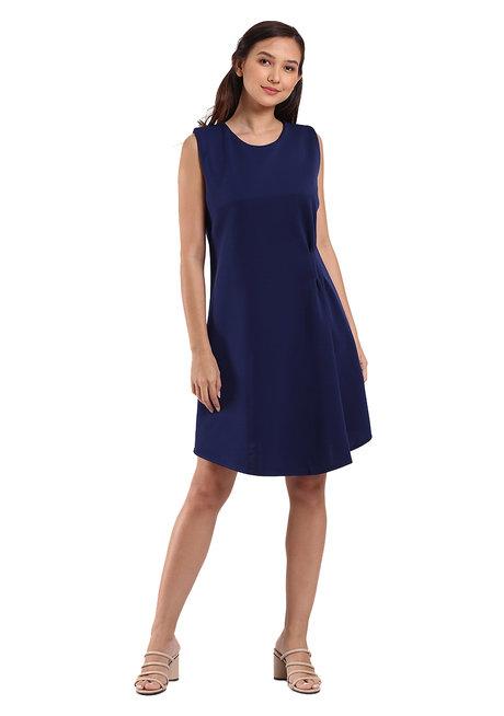 Halsey Sleeveless Dress by Lili Co.