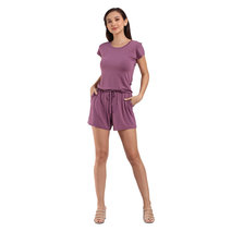 Carly Basic Romper by Lili Co.