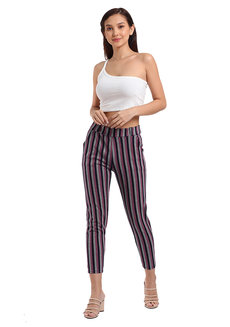 Louella Fitted Pants by Lili Co.