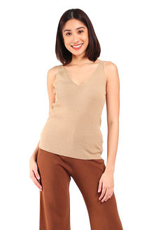 Ribbed Camisole by Mantou Clothing