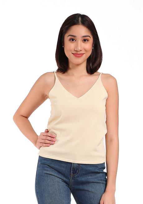 Sarah Cami Top by Mantou Clothing