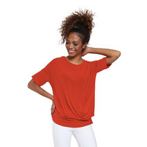 Ayla Knot Blouse by Willow