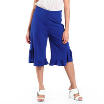 Edison Ruffled Hem Culottes by TM