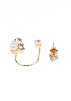 Therese Earcuff and Stud by Dusty Cloud