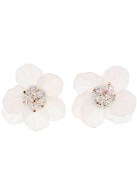 Camellia Earrings by Chichii