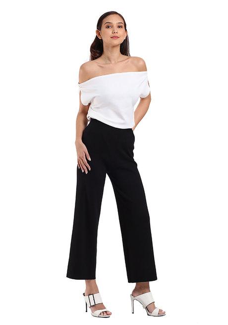 Wide Leg Cashmere by Mantou Clothing