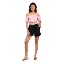 Lazy Summer Crop Top by Lazy Fare