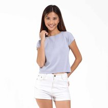 Shanyan Short Sleeve  by Mantou Clothing
