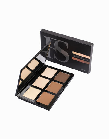 Contour & Highlight Palette by FS Features & Shades