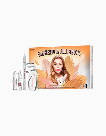 Feathered & Full Brow Kit by Benefit