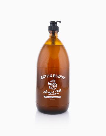 Almond Milk Pet Shampoo (1000ml) by Bath and Buddy