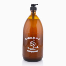 Almond Milk Pet Shampoo (1000ml) by Bath and Buddy