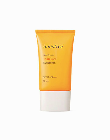 Intensive Triple Care Sunscreen SPF50+ PA++++ (50ml) by Innisfree