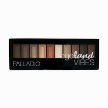 Eyeland Vibes Eyeshadow Palette by Palladio
