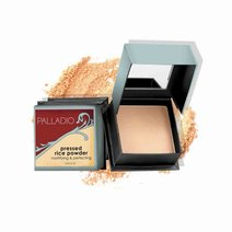 Rice Pressed Powder by Palladio