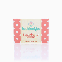 Strawberry Samba Bath Bar by Bath Junkies