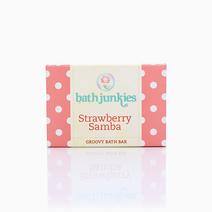 Strawberry Samba Bath Bar by Bath Junkies