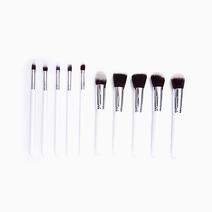 Pro Studio 10 Piece Brush Set by PRO STUDIO Beauty Exclusives