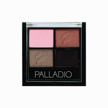 Eye Shadow Quad by Palladio in Tantalizing Taupe