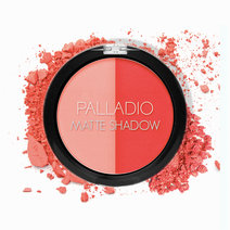 Herbal Matte Eyeshadow Duo by Palladio