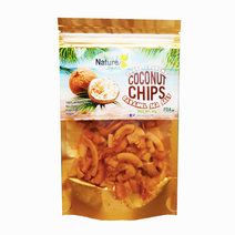 Coconut Chips Caramel Sea Salt by Next2Nature in