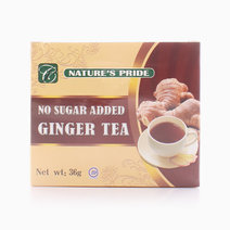 Ginger Tea No Sugar Added (36g) by Nature's Pride in