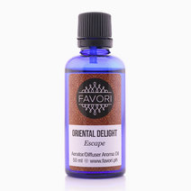 Oriental Delight 50ml Aerator/Diffuser Aroma Oil by FAVORI