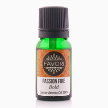 Passion Fire 10ml Burner Aroma Oil by FAVORI