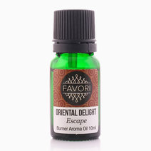 Oriental Delight 10ml Burner Aroma Oil by FAVORI