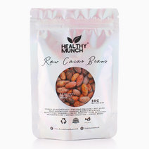 Fermented Raw Cacao Beans (50g) by Healthy Munch