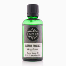Blissful Essence 50ml Burner Aroma Oil by FAVORI
