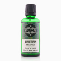 Quaint Town 50ml Burner Aroma Oil by FAVORI