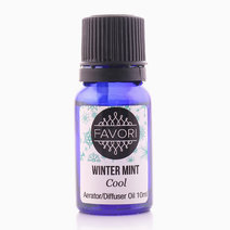 Winter Mint 10ml Aerator/Diffuser Aroma Oil by FAVORI