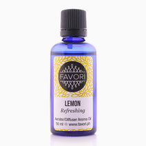 Lemon 50ml Aerator/Diffuser Aroma Oil by FAVORI