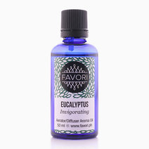 Eucalyptus 50ml Aerator/Diffuser Aroma Oil by FAVORI