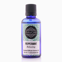 Peppermint 50ml Aerator/Diffuser Aroma Oil by FAVORI