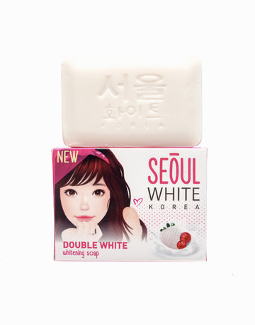 Double White Soap (90g) by Seoul White Korea